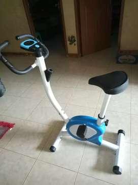 Merk TOTaL.. Sepeda Statis BELT Fitnes