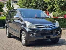 Toyota Avanza G 2014 AT Hitam Istimewa 1 Tangan