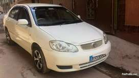 Toyota corolla XLI 2008 model get on 5%  markup offer instalment