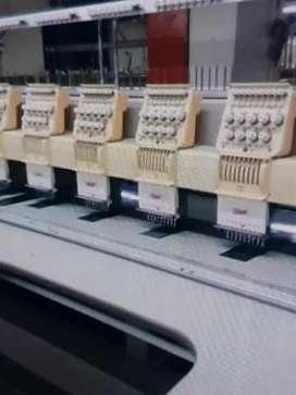 COMPUTERISED EMBROIDERY UNIT Operator Needed