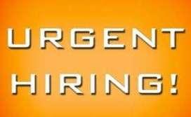 csr(customer service represtive ) urgent hiring kannada  english
