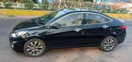 Hyundai Verna diesel 1.6 SX top model no chat only call