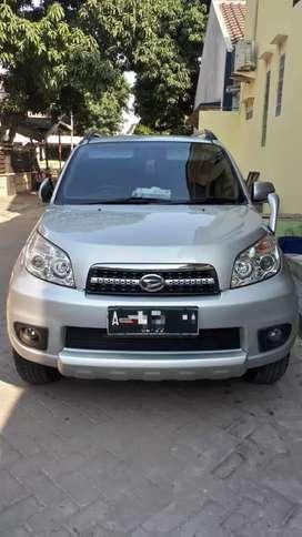 Daihatsu Terios TX 2012 manual (TINGGAL PAKAI)