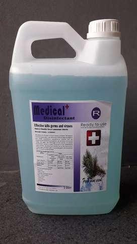 disinfectan 5 liter
