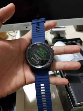 Garmin fenix 3HR sapphire second murah