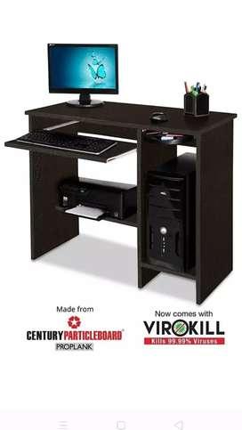 Engineered computer desk