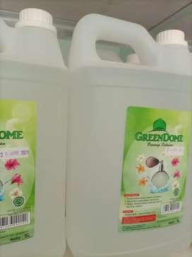 parfum laundry greendome