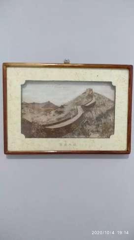 Kerajinan Tangan Antik dari China asli, Nego