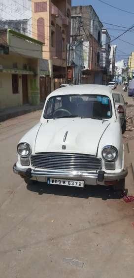 Ambassador 1996 Diesel 55000 Km Driven