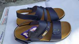 Pure leather sandle durable and comfortable