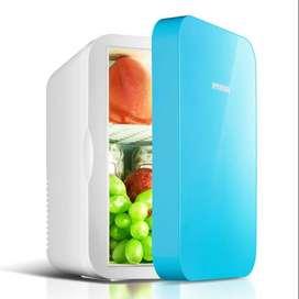 Kulkas Mobil Mini Home Dual Use Cooler Warmer Portable 6L