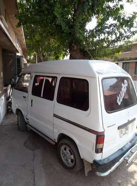 Suzuki Bolan available for daily /monthly rent in peshawar cantt