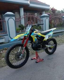 Kawasaki Klx 2011 kesayangan