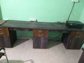 Office Table for 3 computers