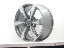 Velg Perfect Wheel racing TRD FORTUNER M29 HSR R20X85 H6X139,7 ET18 GM