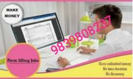 Company give great opportunity for data entry jobd