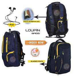 Loupin Travel Backpack / Laptop & Business Backpack/ bags/ school bags