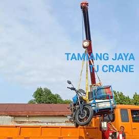 Crane  Tamiang Jaya
