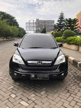 Honda Crv 2.4 A/T 2008 Hitam