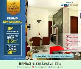 Yogyakarta 0930 ! The Palace Apartemen lokasi premium jogja istimewa