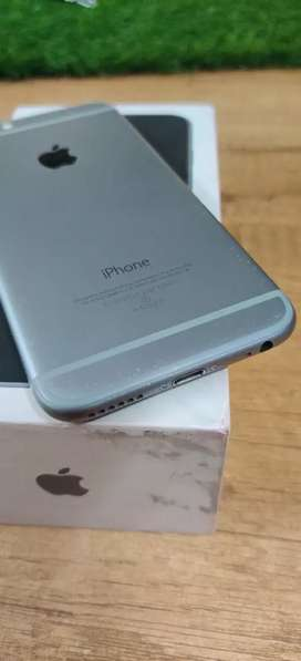 Iphone 6 32GB - Gray Colour - With 2 Month Warranty - Almost New Con