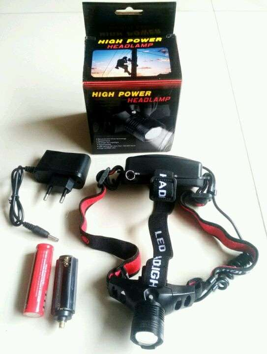 Senter kepala headlamp 0