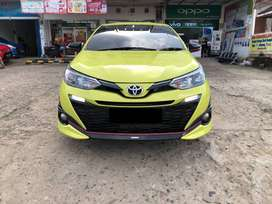 Toyota All New Yaris S TRD 2018 Manual