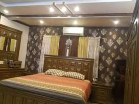 Flat for.sale nazimabad no 1 near alhassan chowk