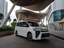 Toyota All New VOXY 2019 AT White Series LOW KM!