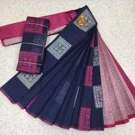 Premium Silk Cotton Sarees