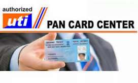 Authorised Pan Card service Agent