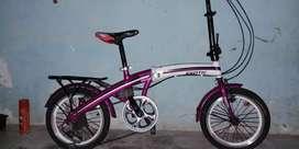 sepeda lipat apa adnya.
