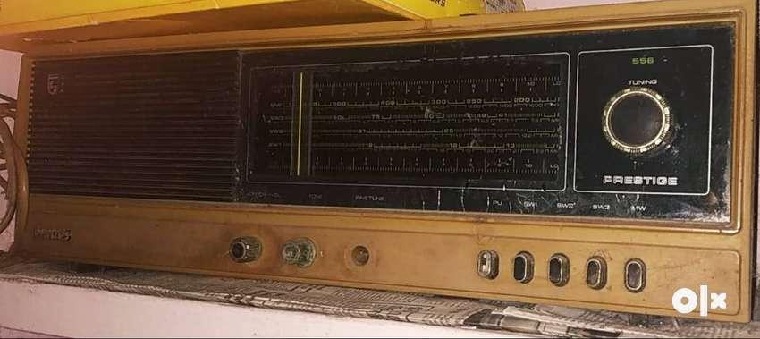Philips Antique Radio 0