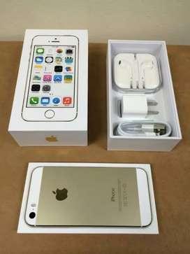 IPHONE 5S-16GB BOX PACK WITH WARRANT