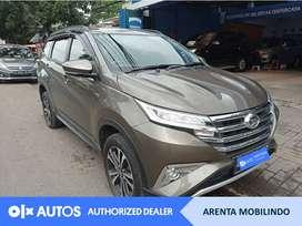 [OLX Autos] Daihatsu Terios 1.5 R Bensin A/T 2018 Coklat #Arenta