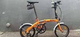Sepeda lipat 16