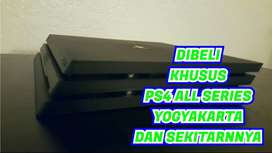 Kami Beli KUHUSUS PS4 2ND Utamakan Normal