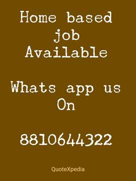 Part time jobs available