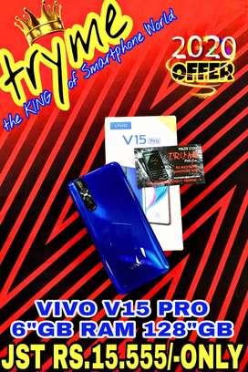 TRYME 6Gb Ram VIVO V15 Pro, Fresh Conditions