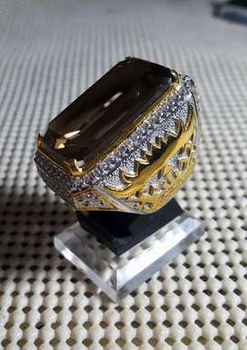 Tempah Ring Perak Handmade, design bisa request sesuai keinginan