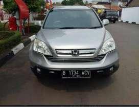 Honda CR-V 2.4 AT 2008 Matic Silver