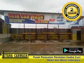 Good Product Hidrolik Usaha Alat Cuci Mobil Steam Carwash IKAME