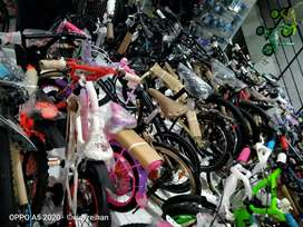 Sepeda poligon,dll banyak pilihane
