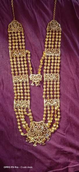 Necklaces one graam gold