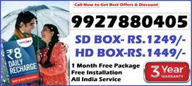 Tata Sky DTH connection - All india best offer