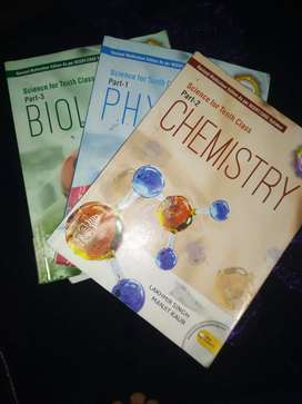 S chand Refrence books for *class 10th Science*