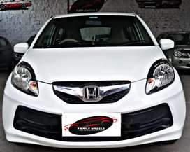 Honda Brio 2012  Well Maintained