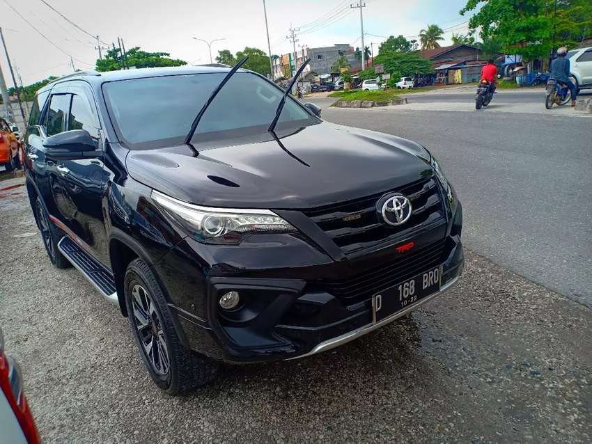 Fortuner vrz 2017 trd. Sporty AT 0