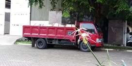 Sewa truk double engkel(CDD) jakarta,bekasi