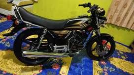 Yamaha RX-king SE